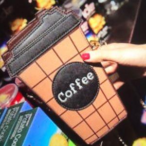 Handbags - Brand NewFashion Coffee Shape Leather Shoulder Bag